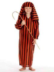 Unisex Red Shepherd Costume